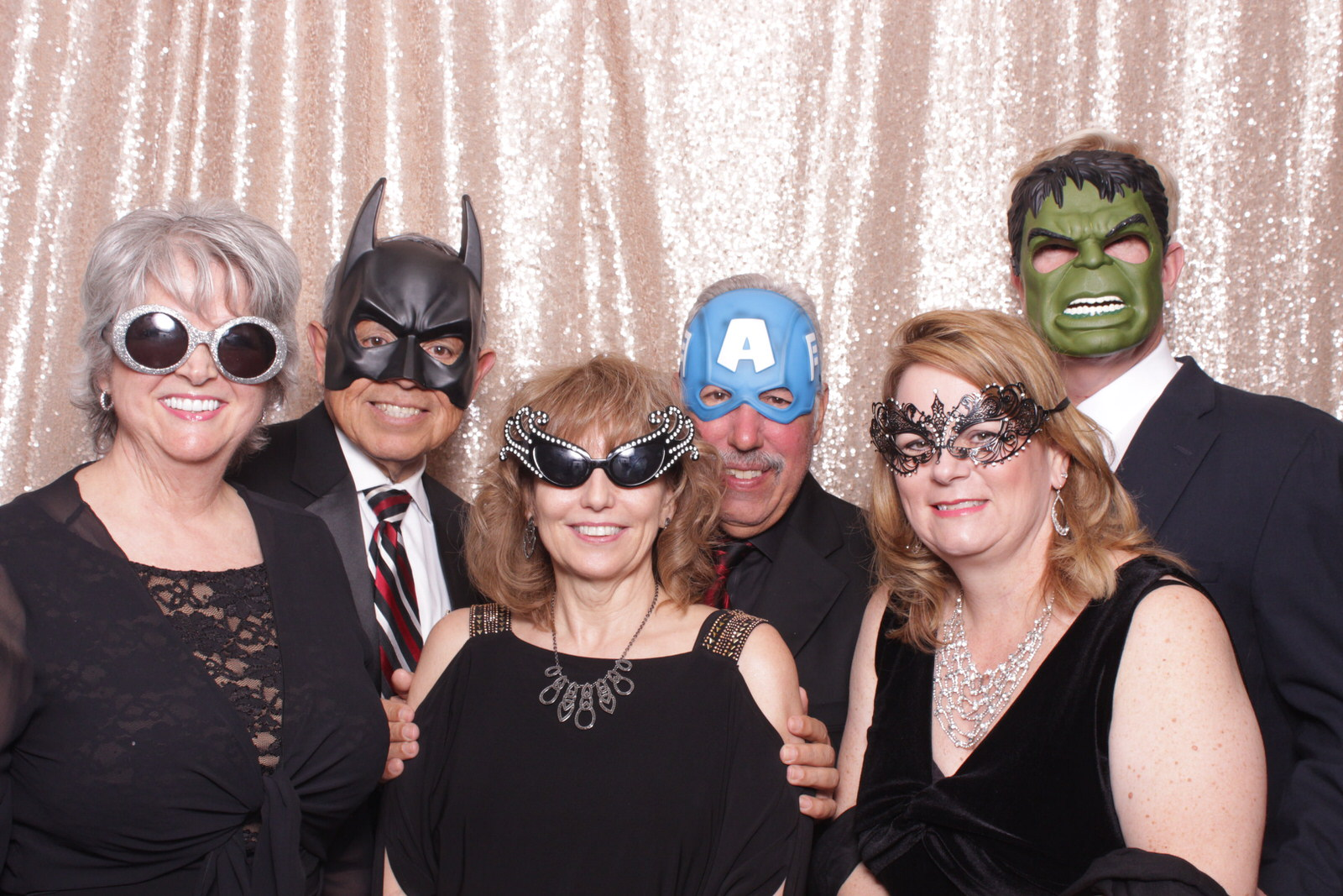 {{location}} - Photo Booth - Bayshore Medical Center Staff Gala